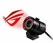 ASUS ROG Spotlight RGB Logo Projector with Magnetic Stand Presenter
